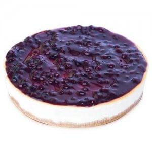 Blueberry Cheese Cake 1kg - Send Designer Cakes Online