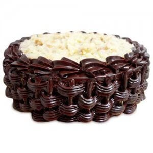 German Chocolate Cake 1kg - Birthday Cake Online Delivery