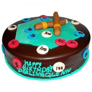 The Number Game 1kg - Birthday Cake Online Delivery - Online Cake Delivery in India