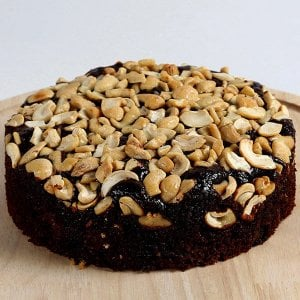 Christmas Special Plum Cake - Online Christmas Gifts Flowers Cakes