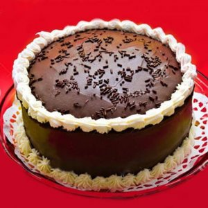 Choco Truffle Cake - Online Christmas Gifts Flowers Cakes