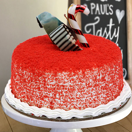 Red Velvet Cake Online by Way2flowers