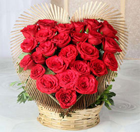 Way2flowrs Online Valentine Flowers Bunches