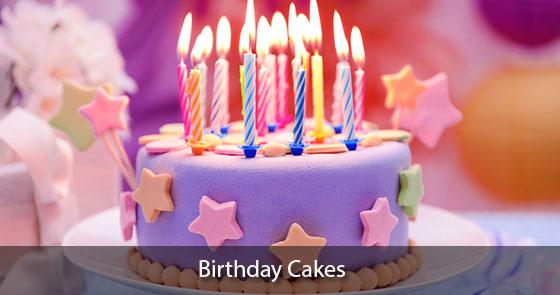 Online Birthday Cakes
