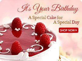 Send Cakes Online